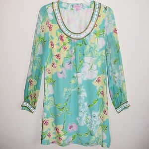 Lilly Pulitzer Madly Glamorous Harper Shift Dress